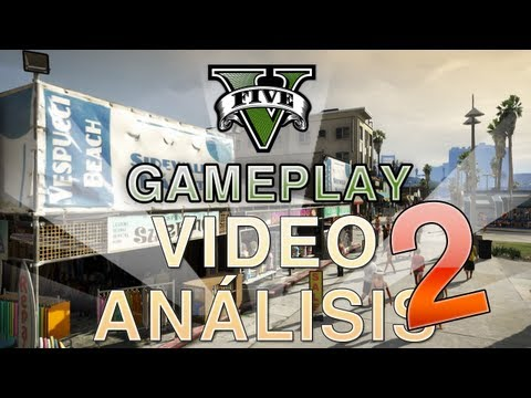 Grand Theft Auto V : Gameplay Video Analisis 2