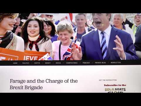 NIGEL FARAGE AND THE BREXIT PARTY TAKES BRITAIN BY STORM!! HERE`S WHY!!