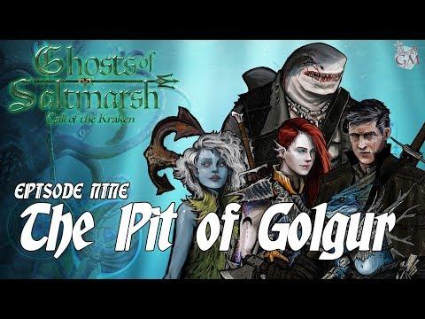 Episode 9 - Ghosts of Saltmarsh: Call of the Kraken