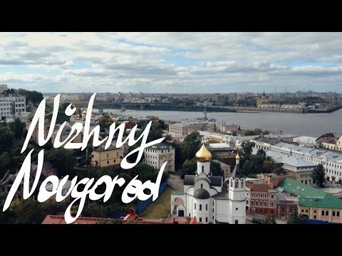 Weekend in Nizhny Novgorod