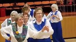 Senioritanssit -  uusi harrastuksesi?