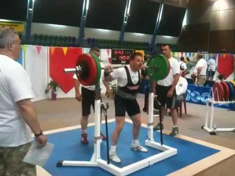 Adrian tucker 190kg opener