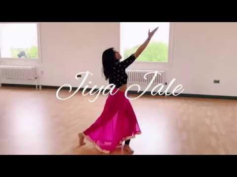 Jiya Jale/Nenjinile Dance Cover   KS Harisankar, Pragathi Band Ft. Rajhesh Vaidhya