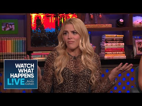 Has Busy Philipps Heard From James Franco?  WWHL