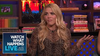 Has Busy Philipps Heard From James Franco? | WWHL