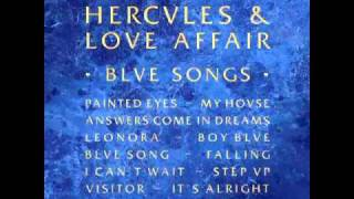 Hercules and Love Affair - Blue Songs - 01.Painted Eyes