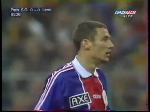 PSG - Lens Finale Coupe de France 1998
