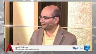 Jigesh Saheba - MongoDB Days 2013 - theCUBE