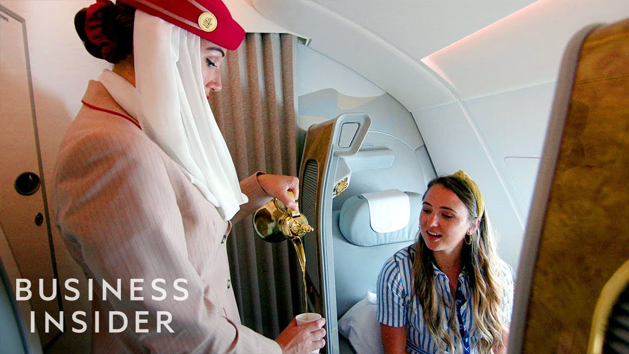 Comparison Emirates First Business And Economy Class Insider