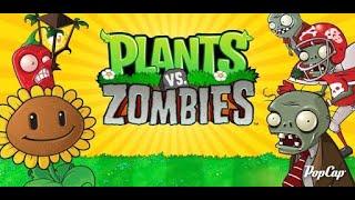 Охороняем огород в Plants VS Zombies #1