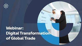 Digital transformation of global trade I Maqta Gateway