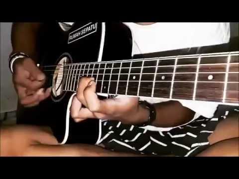 Yovie Nuno - Janji Suci Short Guitar Cover by Jefray Nababan