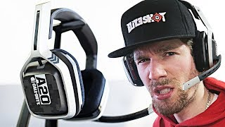 THE BEST GAMING HEADSET!