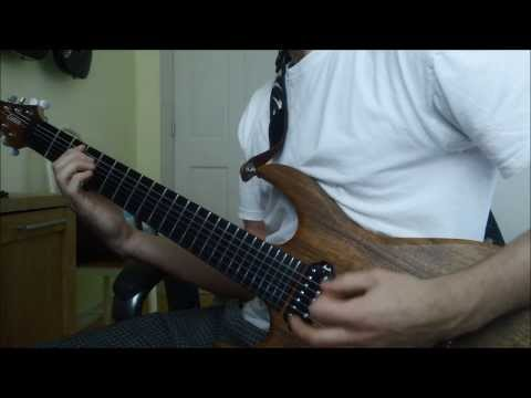 Ulcerate - Withered and Obsolete guitar cover