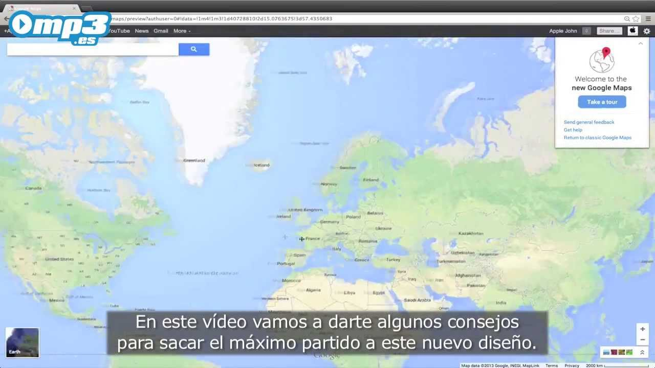 Cmo usar google maps mp3 youtube cmo usar google maps mp3 gumiabroncs Choice Image