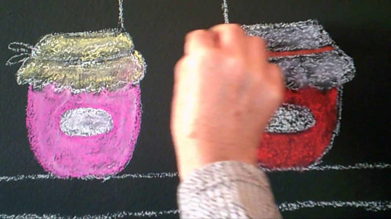 Pared con pintura de pizarra youtube - Pintura de pizarra para pared ...