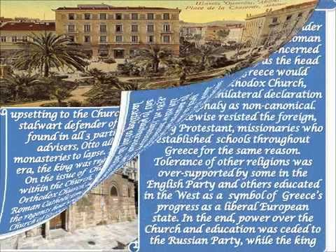 6) The story of Otto I of Greece (2nd story)