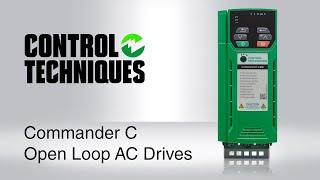 Control Techniques - Commander C AC Drive