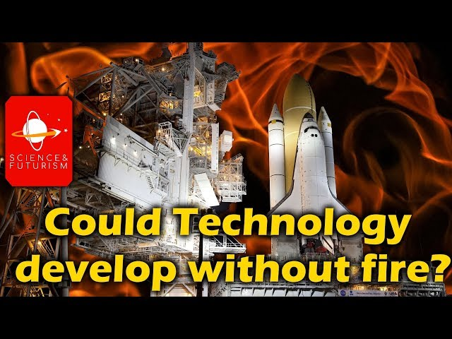 Fermi Paradox: Could Technology Develop Without Fire?