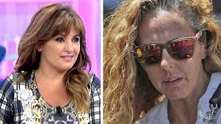 La bomba final de Beatriz Cortázar contra Rocío Carrasco en el programa de Ana Rosa Quintana