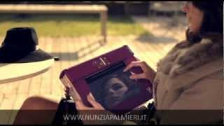 Borsa porta iPad in pelle | Nunzia Palmieri
