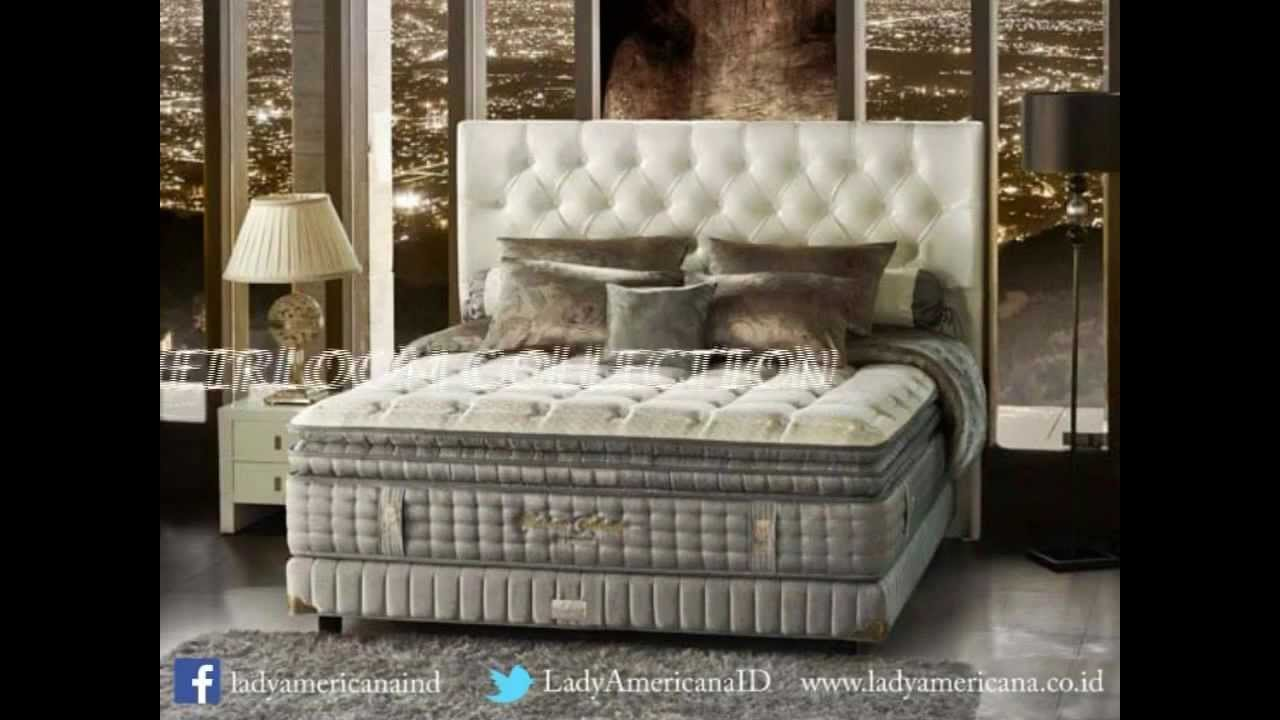 lady americana mattress indonesia at the emporium store youtube