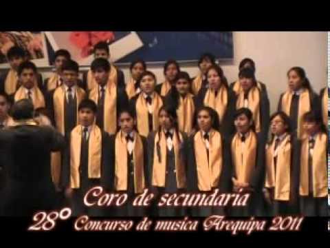 AEAPS MPS San Martín Concurso de musica