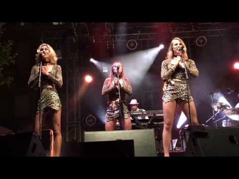 Kid Creole and the Coconuts live 2017 (Caroline was a drop-out)