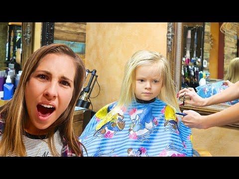 😡 MOM MISSED FIRST HAIRCUT JOKE! ✂️