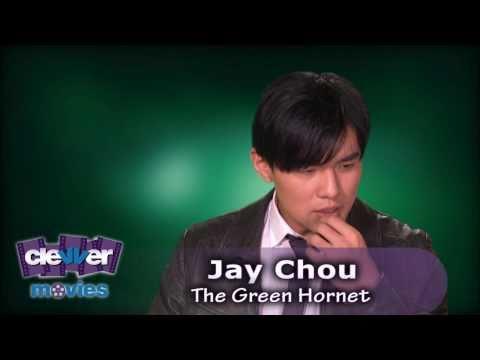 Jay Chou: The Green Hornet Interview