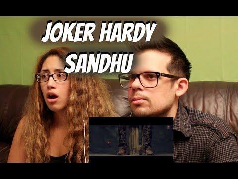 Joker Hardy Sandhu AMERICAN REACTION!(SHE CRIED)