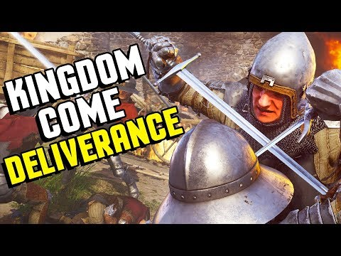 THAT ESCALATED QUICKLY! - Kingdom Come Deliverance Gameplay Walkthrough Part 3