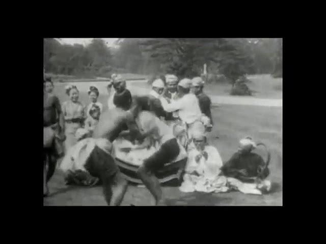 Boxing 1896 - Lumière