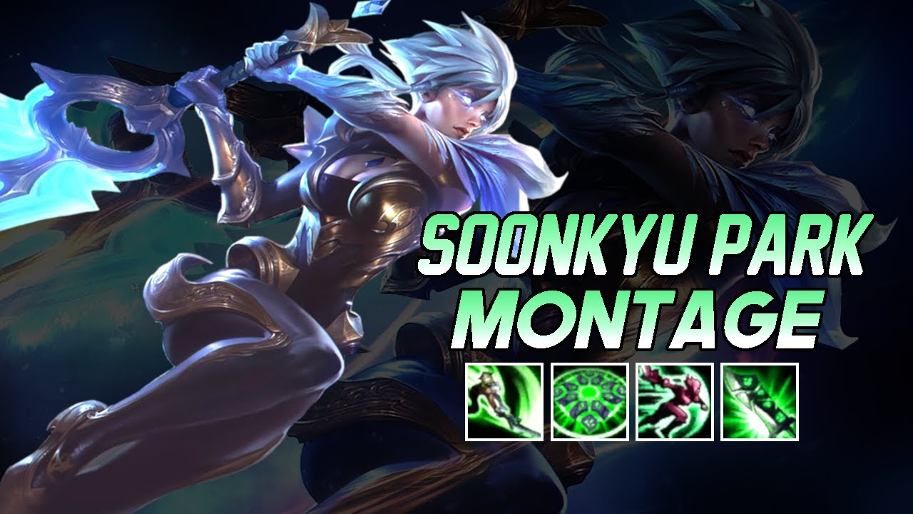 """Soonkyu Park """"Riven Main"""" Montage 