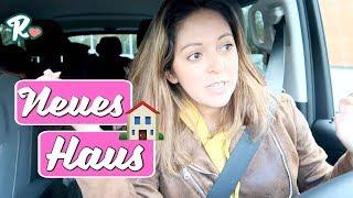 Neue Häuser angucken - Wir brauchen Platz - Vlog#1053 Rosislife