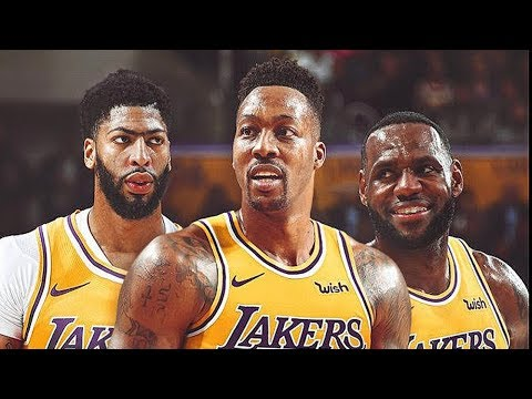 Dwight Howard Signs With Lakers, Joining LeBron James & Anthony Davis! BEST Highlights Of 2018-19