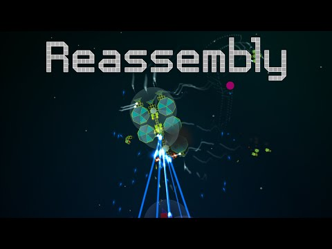 Reassembly (PC) - Asteroids With Exploration?