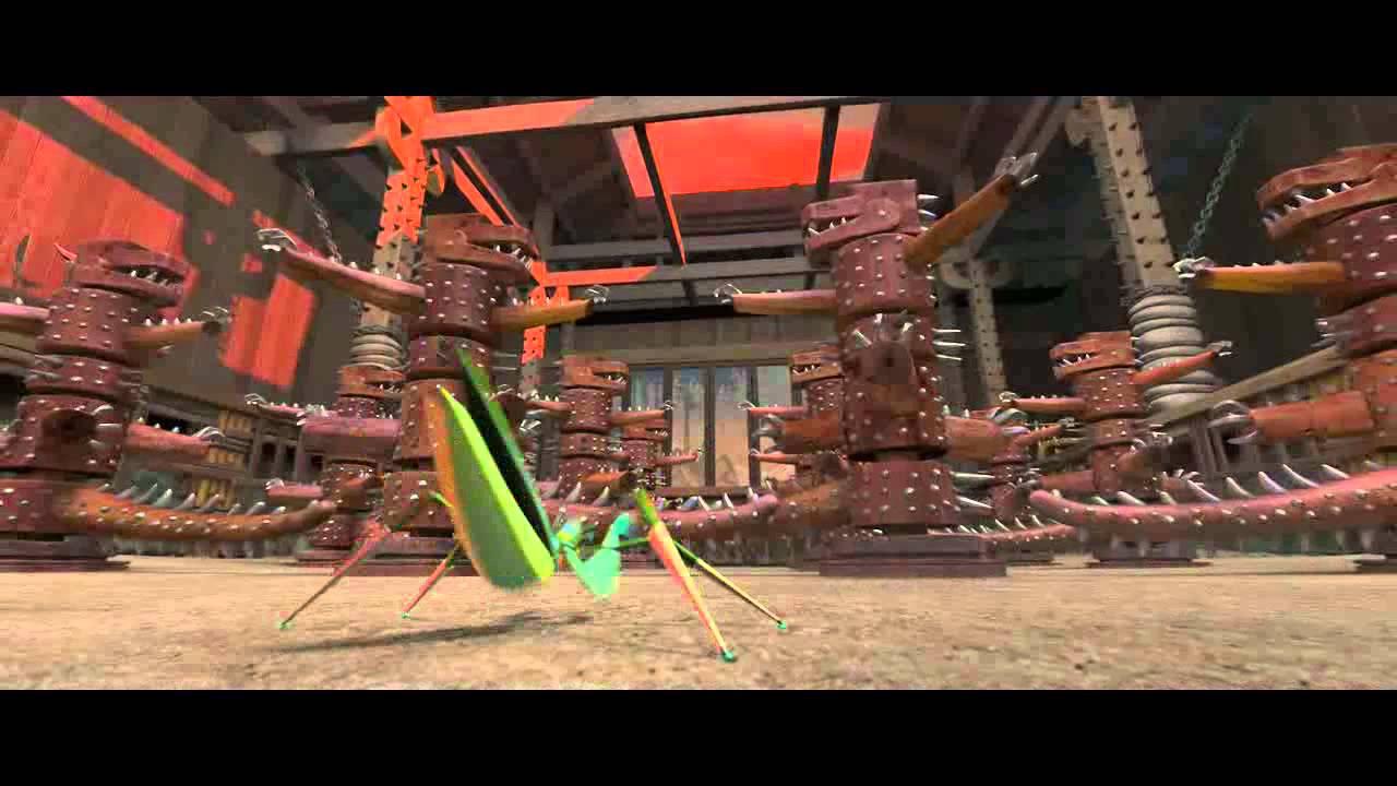 Trailer kunfu panda1 en ingles - YouTube