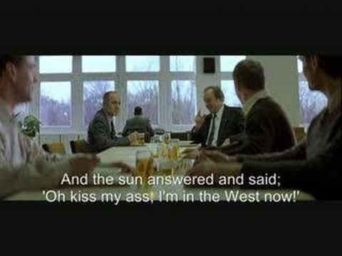 Das Leben Der Anderen - Honecker joke