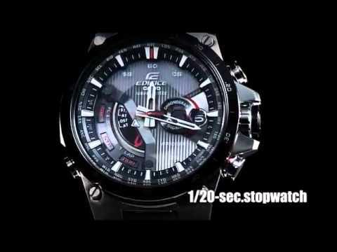 42ae7cf50e1 Casio Edifice EQS-A1000DB-1AV - YouTube