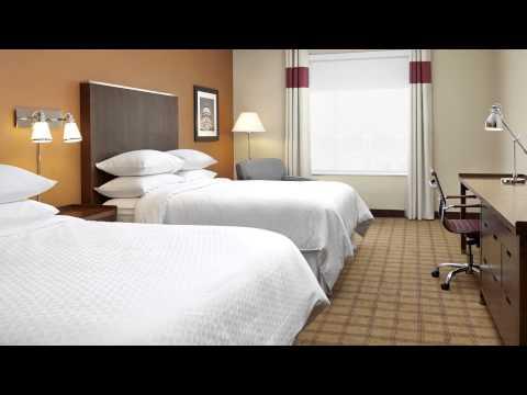 Four Points By Sheraton Edmonton Airport Hotel
