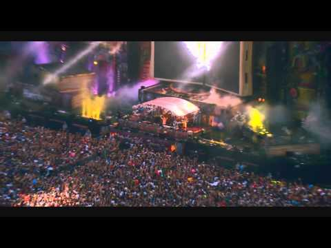 Tomorrowland 2013 - Im blue (da ba dee) remix. feat DJ FROLF