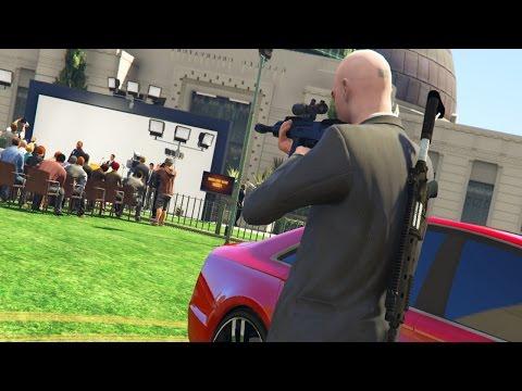 GTA 5: WIR SIND AUFTRAGSKILLER ! - HITMAN AGENT 47 MOD   iCrimax