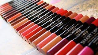 ВСЕ НА СЕБЯ! Новинка GOLDEN ROSE Smart Lips 24 цвета на губах!Серия 440