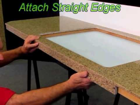 quartz overlay countertops faux granite countertop stonecovers diy quartz countertops youtube