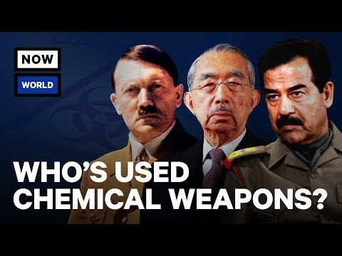 Who Has Used Chemical Weapons Since They've Been Banned? | N