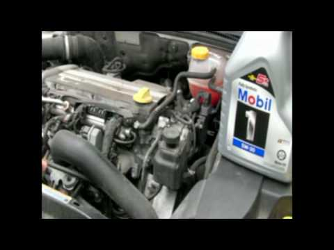 2006 Saab 93 9-3 Air and Oil Filter Change - YouTube