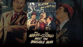 Abbott und Costello Treffen den Unsichtbaren Mann