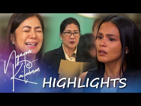 Ngayon At Kailanman: Rebecca loses her case against Stella | EP 104