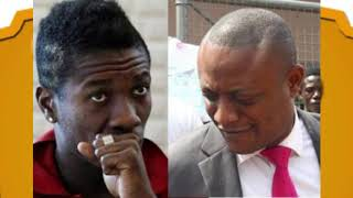 ASAMOAH GYAN RAPE CASE: Lady to sue Gyan for 50Billion cedis after winning case-Maurice Ampaw says